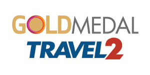 Gold Medal Travel 2 Logo